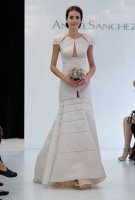 модные свадебные платья осень 2011 фото