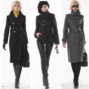 осень 2011 модные пальто фото