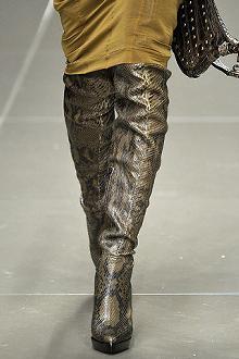 модные осенние сапоги 2011 фото