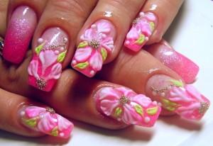 Миниатюра к статье Наращивание ногтей