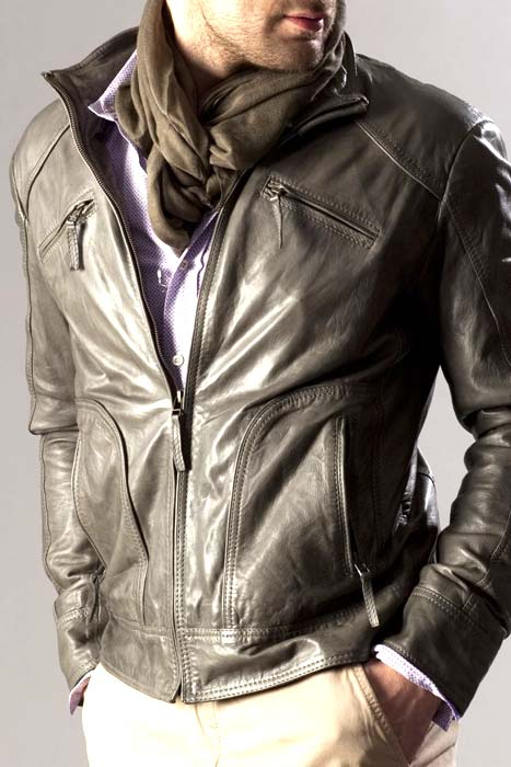Модные мужские весенние куртки