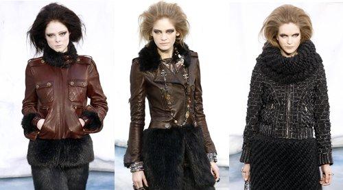 Модные осенние курточки и блузки