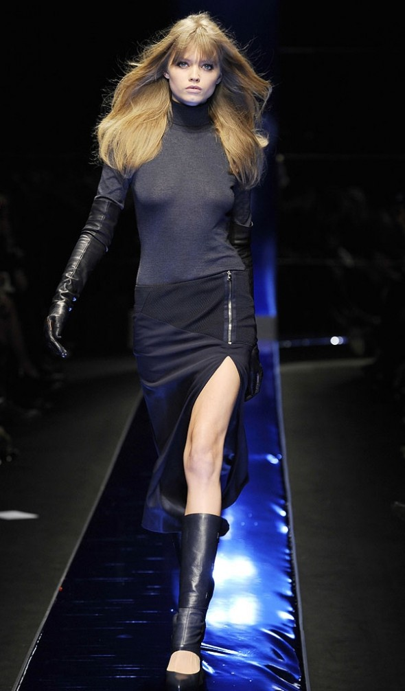 осень 2011 мода