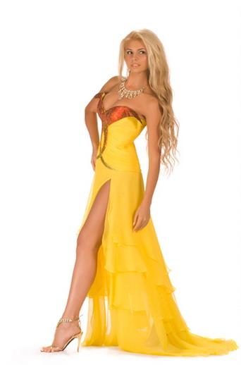 осень 2011 модные прически