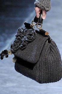 фото модной сумки на осень 2011