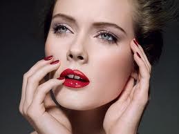 модный макияж осень 2011