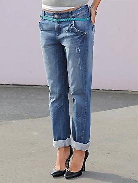модные джинсы на осень 2011 фото