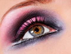 модный макияж осень 2011 фото