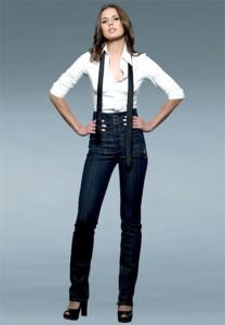 модные джинсы фото