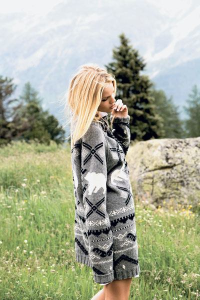 кофты осень 2011 мода