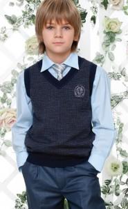 Миниатюра к статье Учебный год 2011-2012: Модная школьная форма для мальчиков