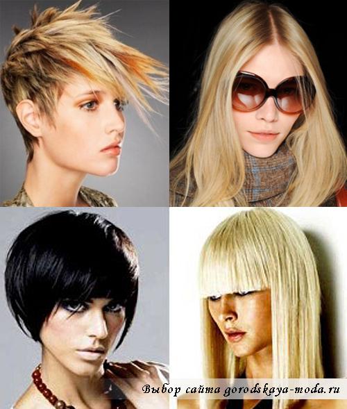 Причёски с минимальными временными