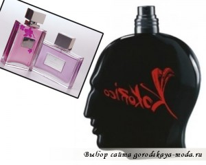 Миниатюра к статье Модные ароматы 2012