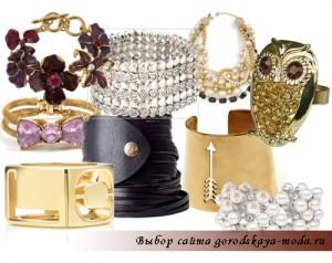 Миниатюра к статье Ювелирные изделия. Что модно в сезоне 2011-2012?