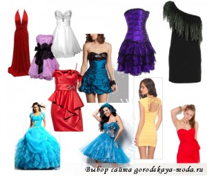 модное платье на новый год 2012 фото