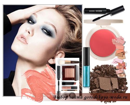 новогодний макияж 2012 фото
