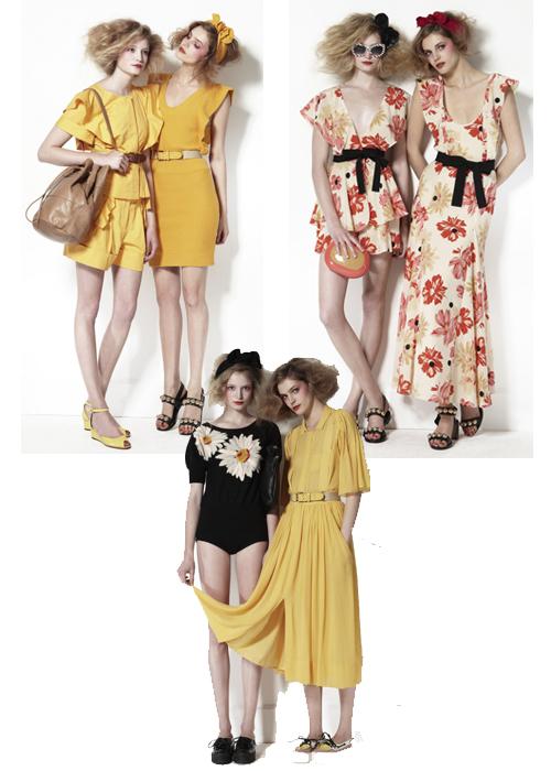 Sonia Rykel новая коллекция весна 2012 фото