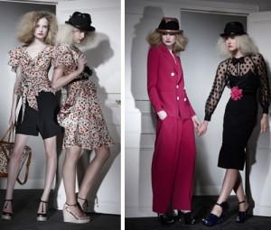 весна 2012 новая коллекция Сони Рикель фото