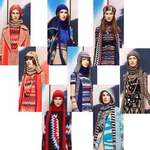 фото модной шапки зима 2011-2012