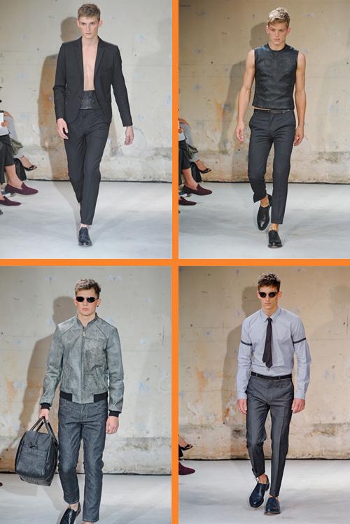 Christian Lacroix мужская коллекция весна 2012 фото