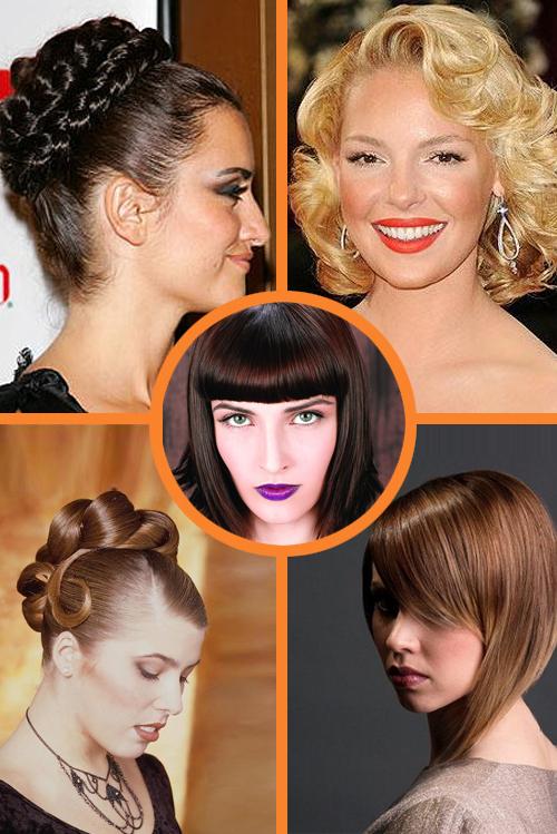 Миниатюра к статье Простые виды причесок на Новый год для прямых и вьющихся волос