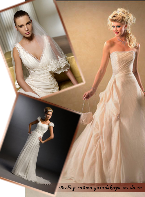 фото самого красивого свадебного платья