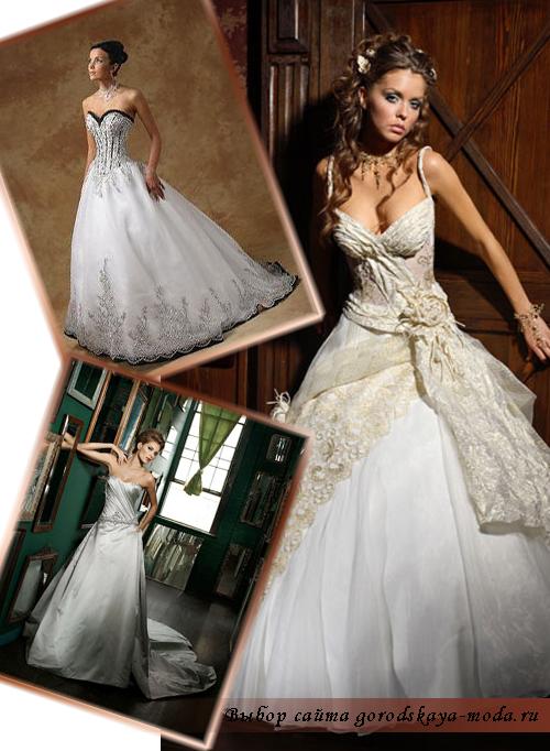 Миниатюра к статье Фото самых красивых свадебных платьев