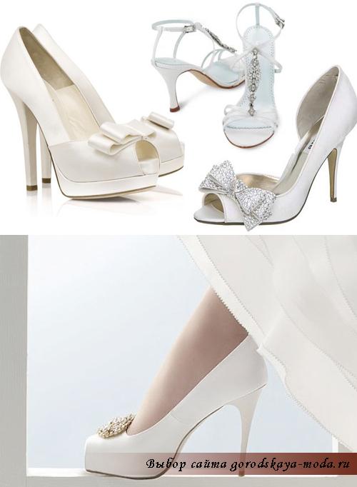 модные туфли на свадьбу фото