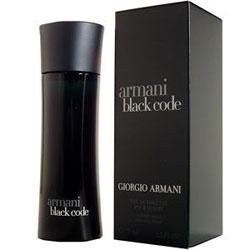 giorgio armani black code фото