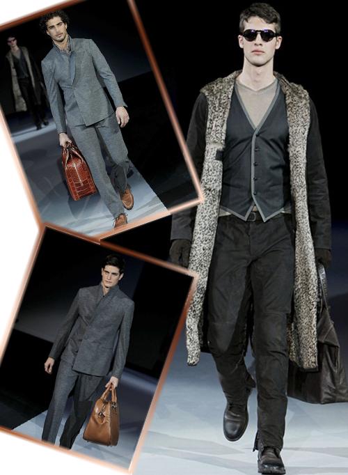 Giorgio Armani новая коллекция фото
