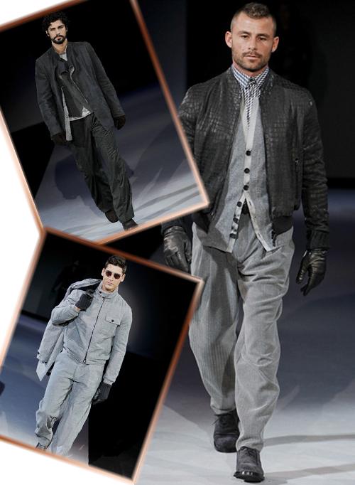 новая коллекция осень-зима 2011-2012 Giorgio Armani