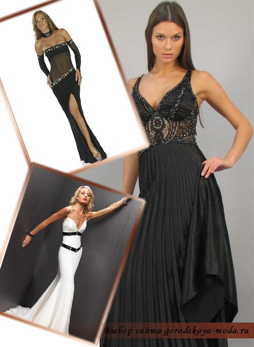 фото самого красивого вечернего платья
