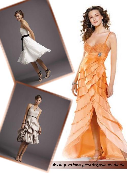 фото самых красивых вечерних платьев