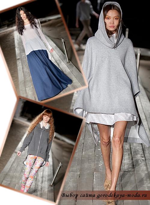 Миниатюра к статье Маша Цигаль новая коллекция осень – зима 2011-2012