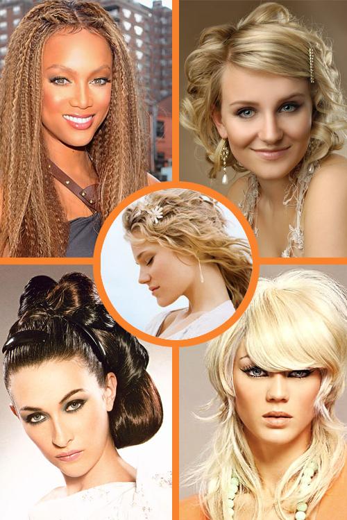 Миниатюра к статье Фото самых красивых причесок на длинные волосы