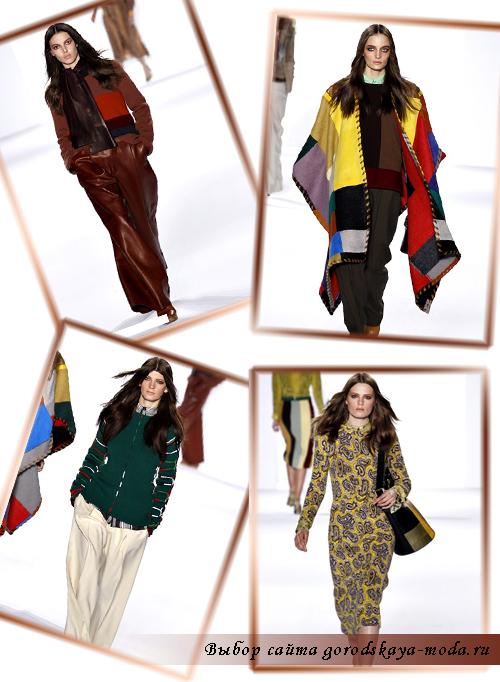 фото коллекции осень-зима 2011-2012 Chloe