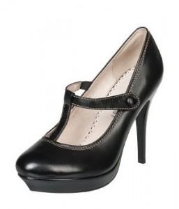 туфли на платформе фото