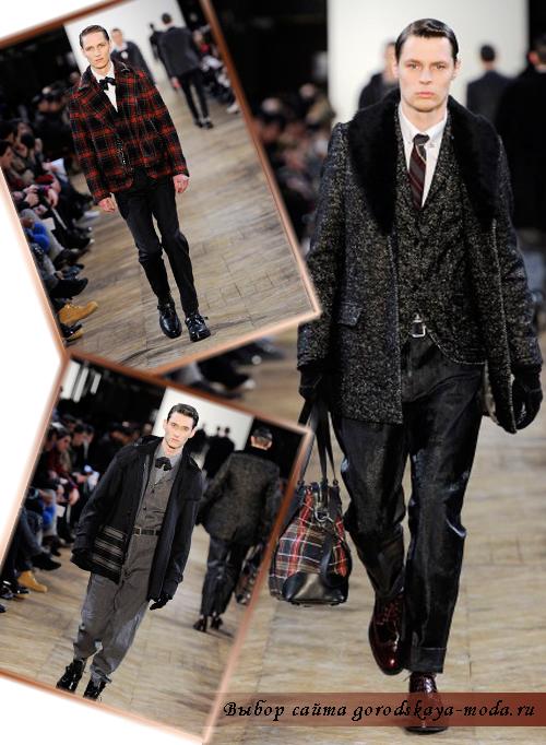 Kenzo мужская одежда фото