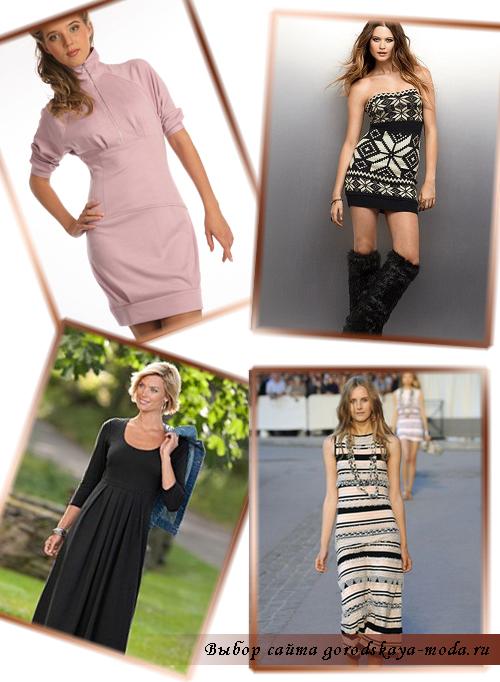 Самые модные вечерние платья.  Фото-обзор вечерних платьев.