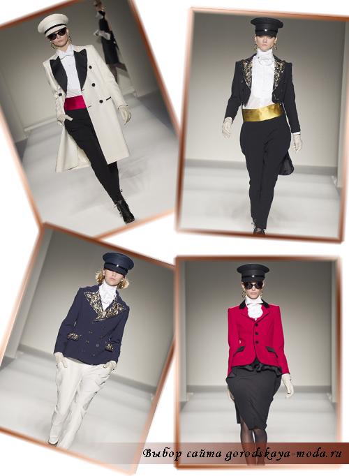 Moschino осень-зима 2011-2012 фото