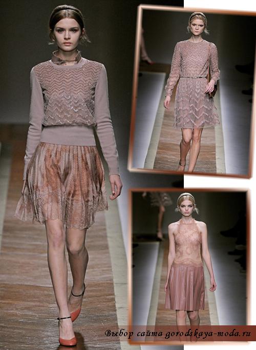 осень-зима женская коллекция от valentino