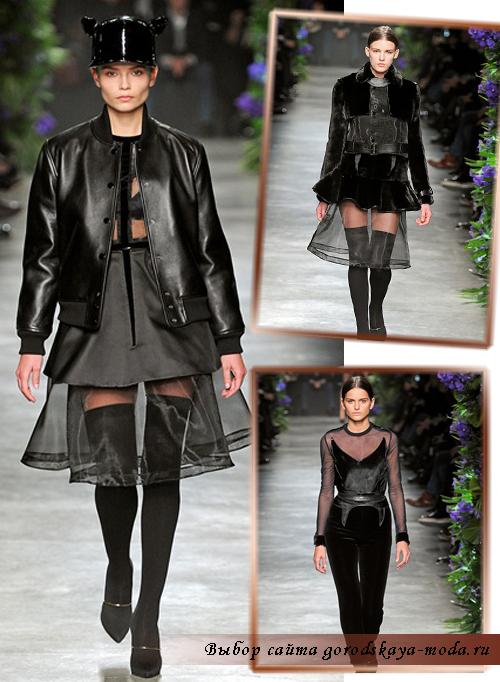 фото новой коллекции Givenchy