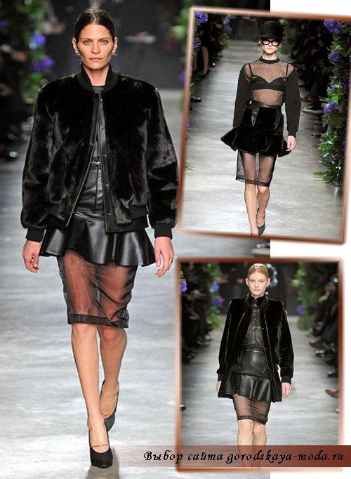 фото женской коллекции Givenchy
