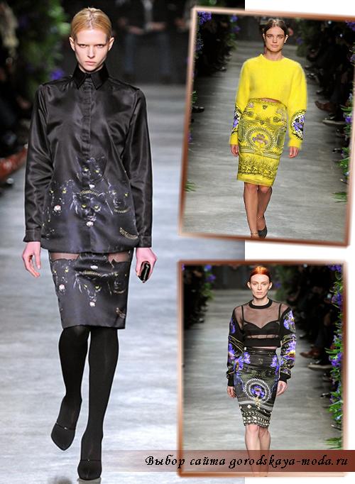 Givenchy женская коллекция фото