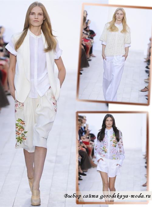 фото моделей из коллекции Chloe