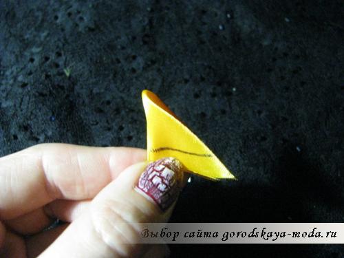 украшения в технике цумами канзаши