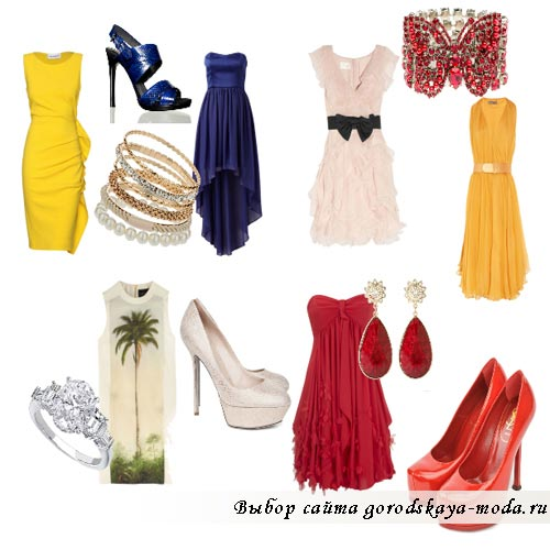 платье на 8 марта фото