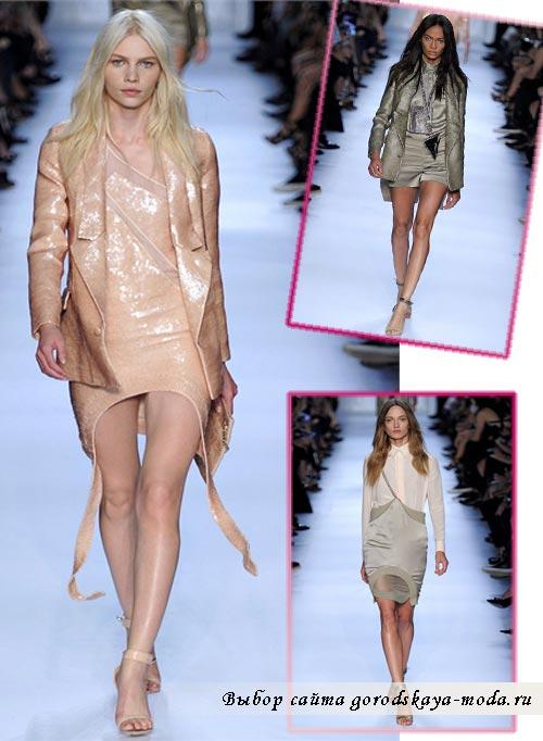 Миниатюра к статье Givenchy весна-лето 2012: из глубин океана