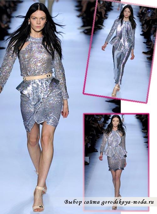 Givenchy весна-лето 2012