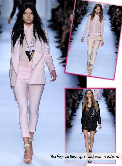 фото одежды Givenchy весна лето 2012